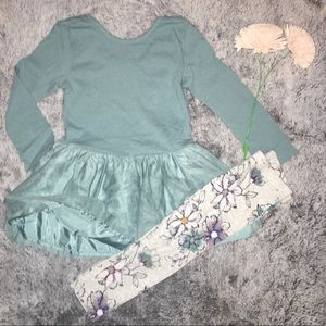 Teal and Tulle